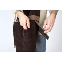 Tablier de forgeron - materiel pour forgeron - Tablier cuir forgeron