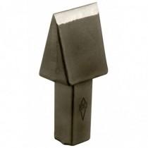 Tranche d enclume - tranchet - outils de forgeron - outillage forge