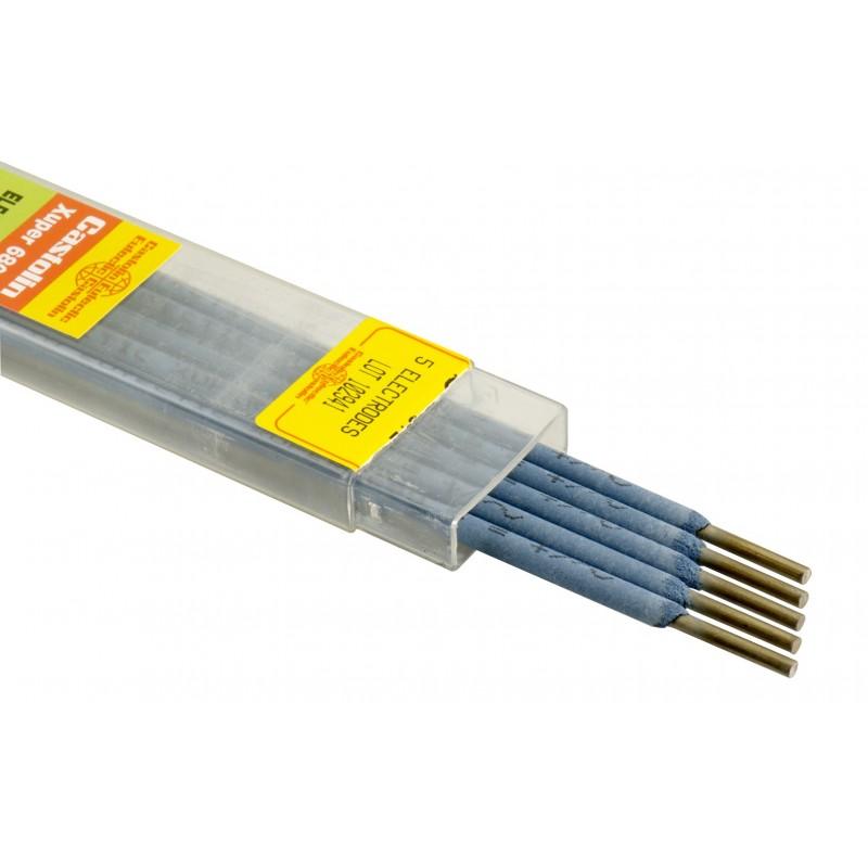 Electrodes - Rechargement des tables d'enclume