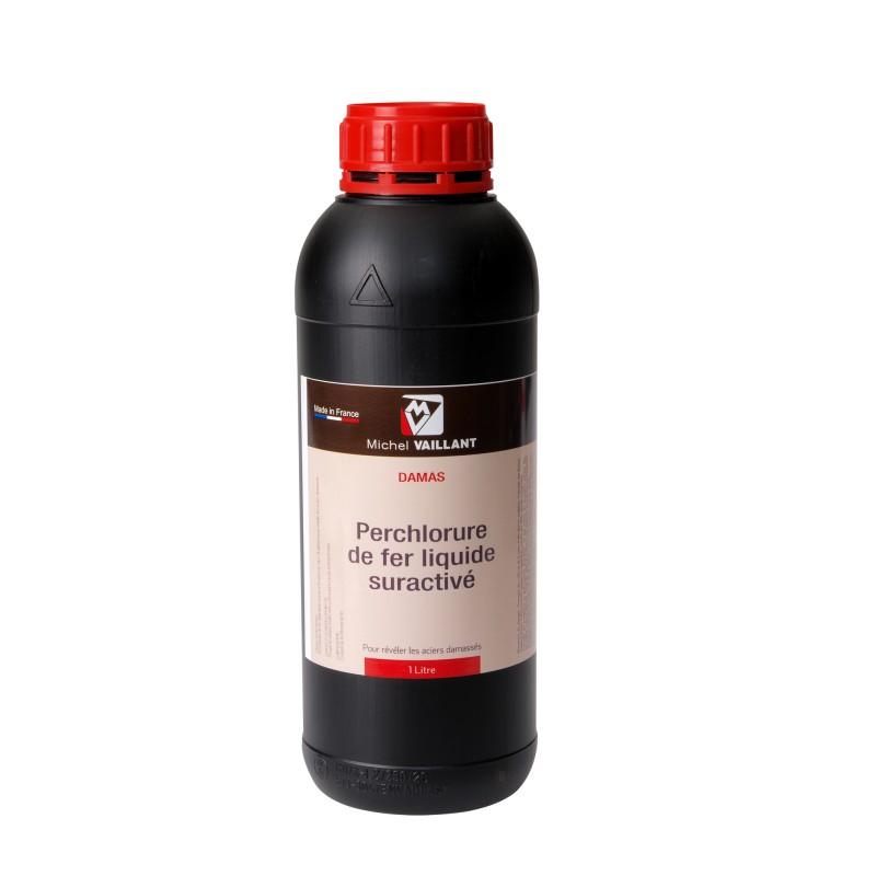 Perchlorure de fer liquide suractivé