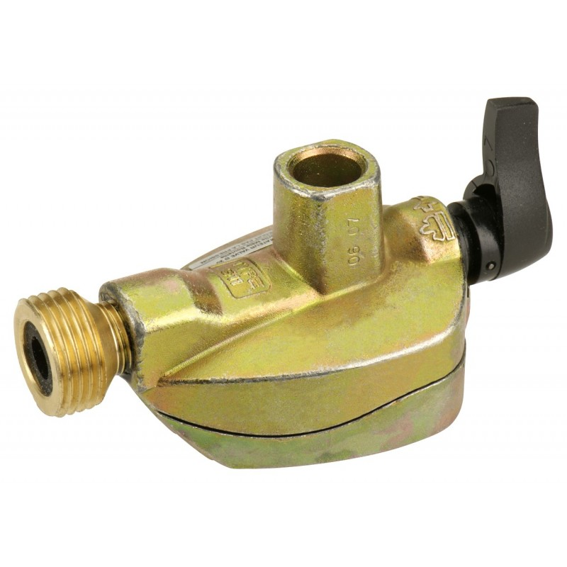 Adaptateur gaz pour mini bouteille - Forge à gaz