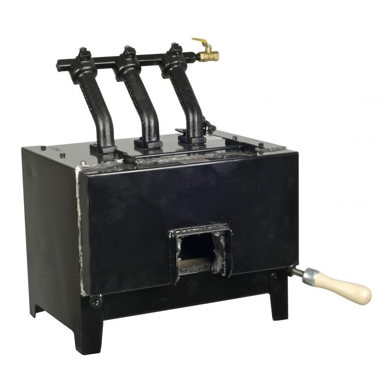 Forge a gaz - forge d atelier