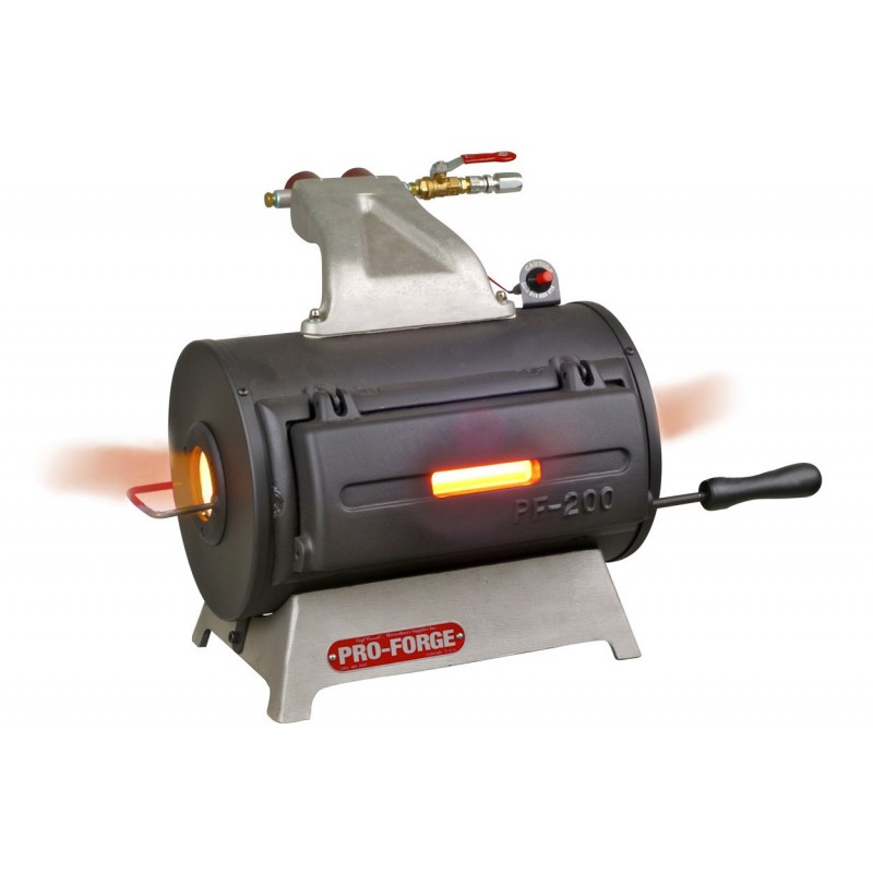 Forge a gaz - Proforge pf200