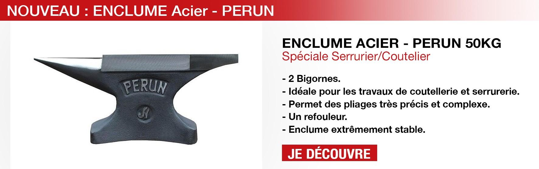enclume - forge - Couteau - bigornes - serrurier -