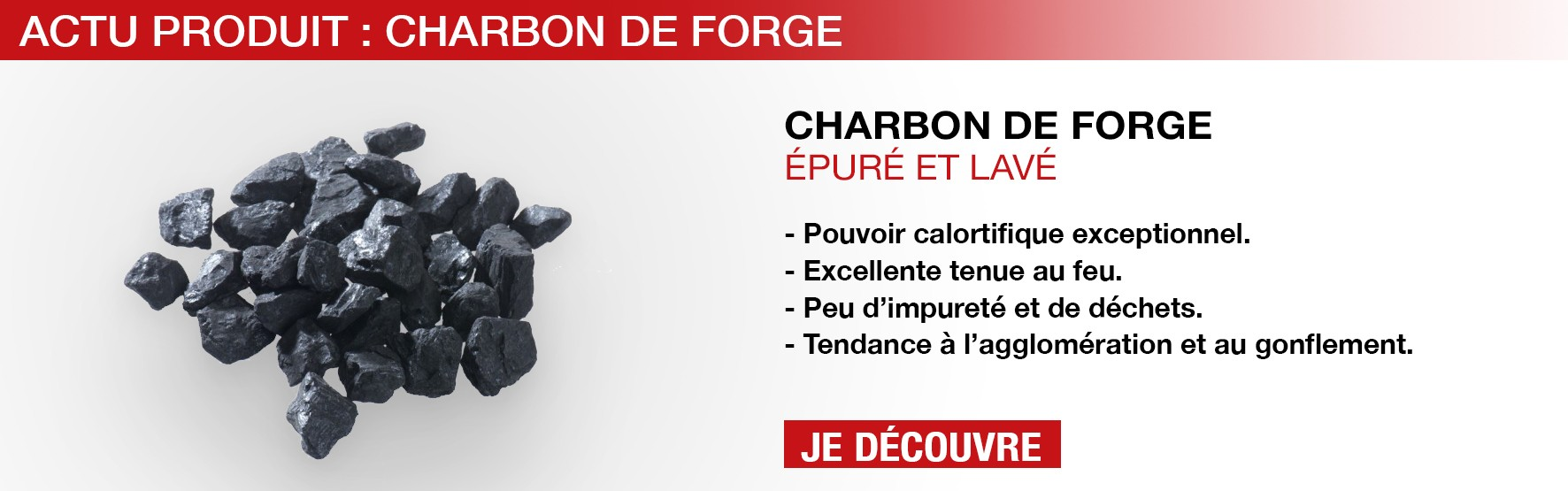charbon - forge - Couteau